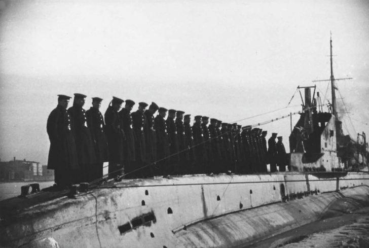 Shch-309 submarine