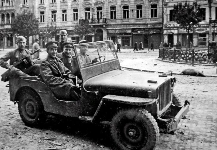 Colonel-General V.A. Sudetz