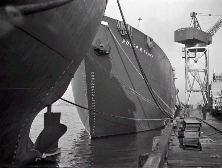 vessel Roger B. Taney