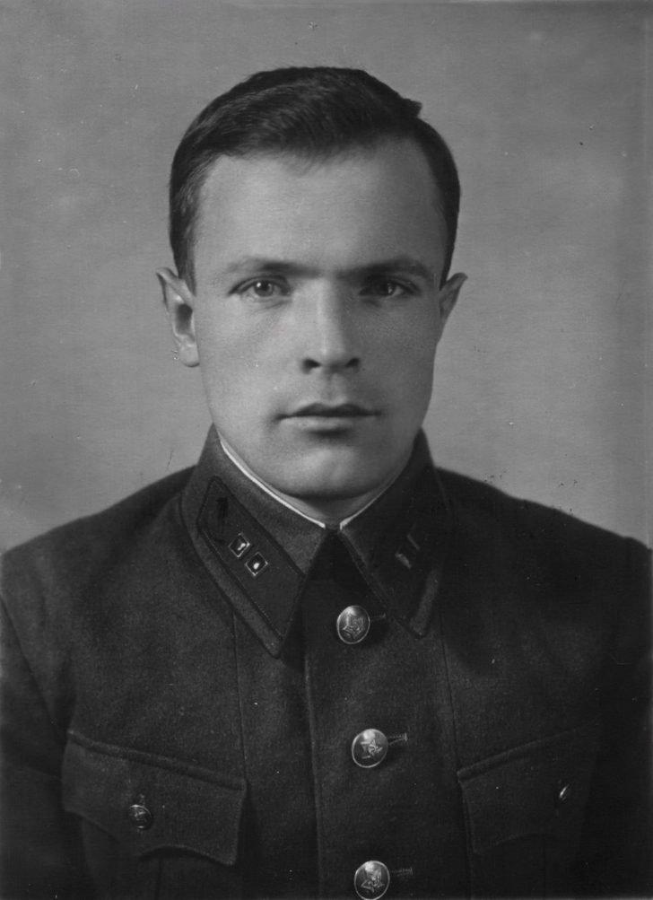 Technical engineer-quartermaster Pavel Ivontsyn