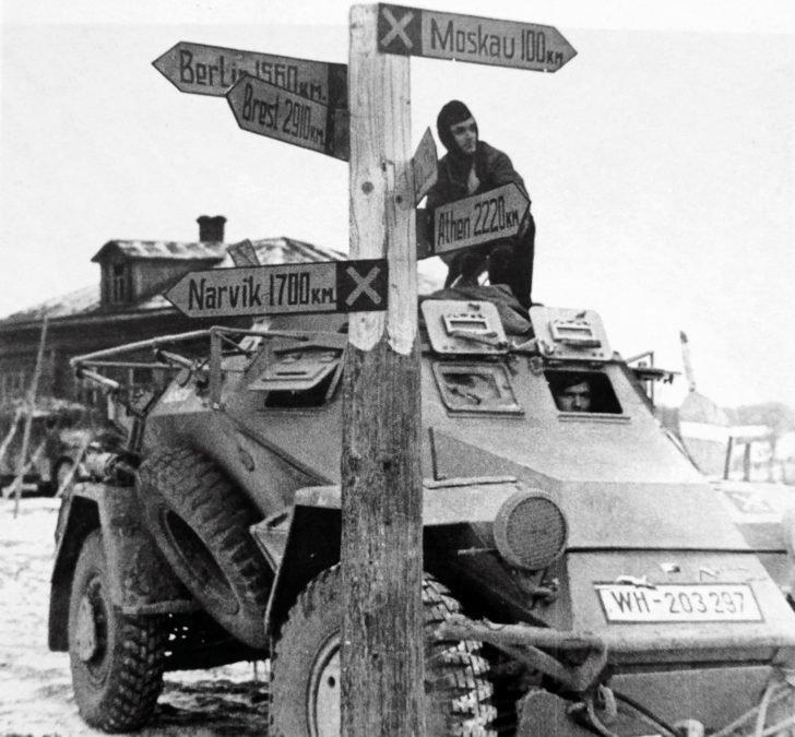 Sd.Kfz. 221 armored car