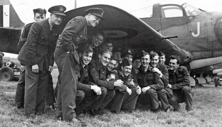 English pilots, P-400 Airacobra