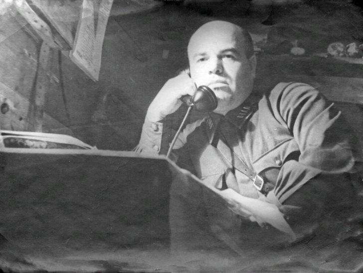 Colonel Viktor Lebedev