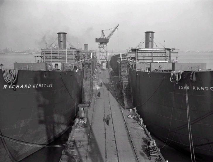 Liberty-class transport ships