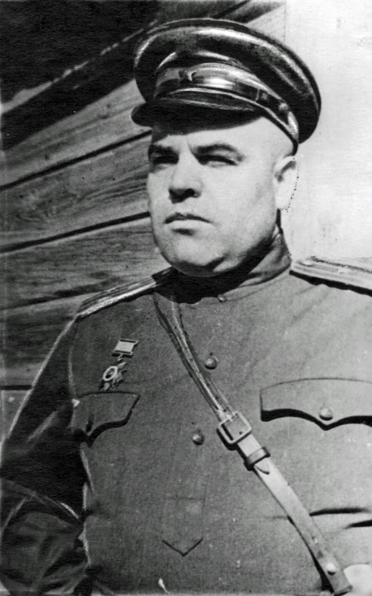 Colonel Victor Lebedev
