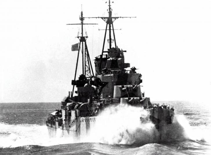 Ajax light cruiser