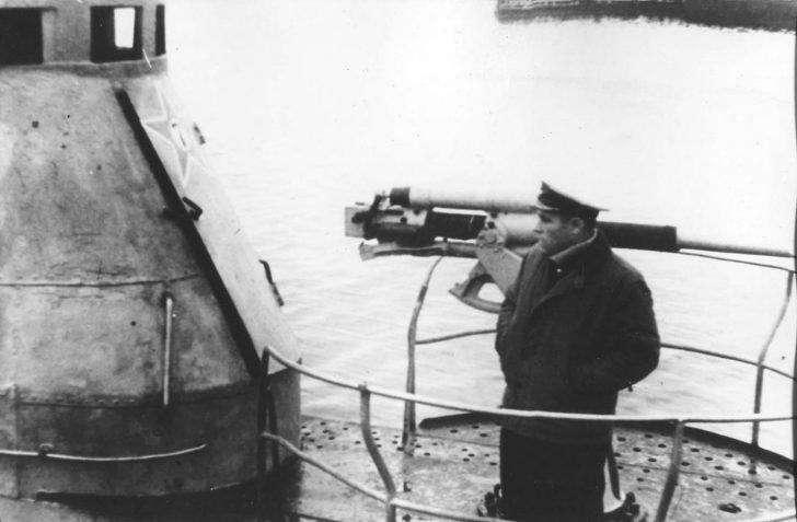 Ivan Travkin, Sch-303 submarine