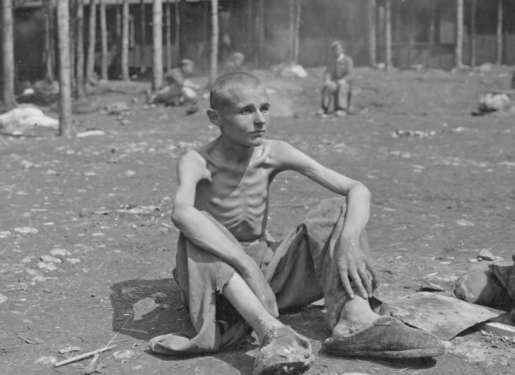 concentration camp inmate