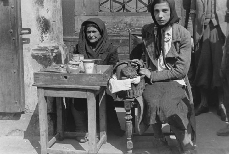 Image of Warsaw Ghetto