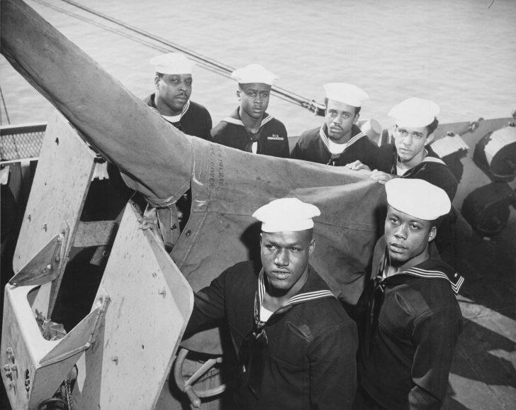 American Navy Sailors