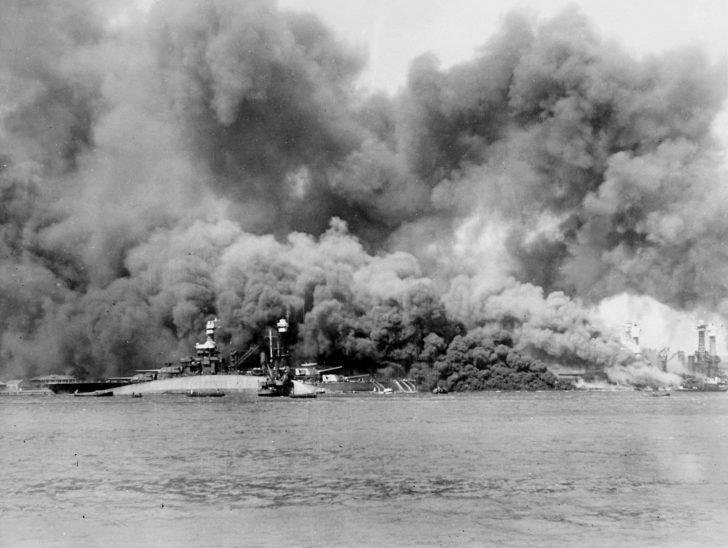 US battleships