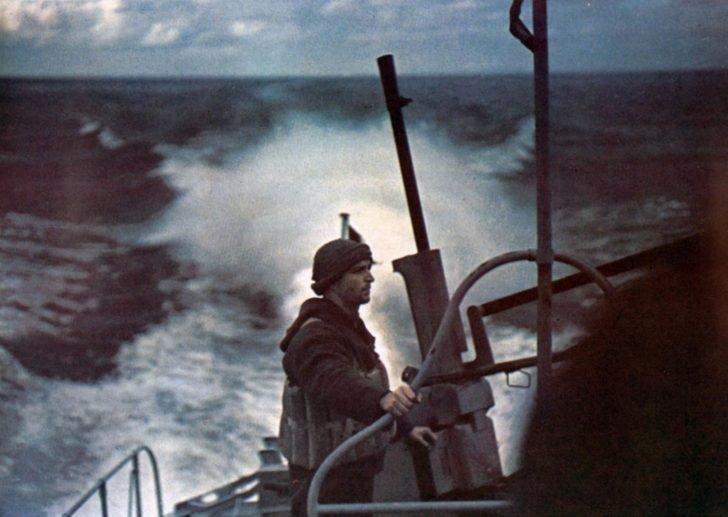 Italian torpedo boat