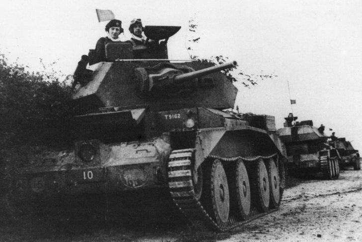 Cruiser Mk.III