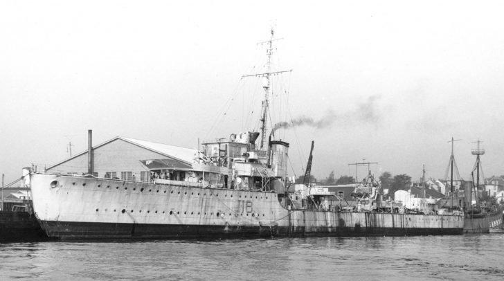 Assiniboine Canadian destroyer