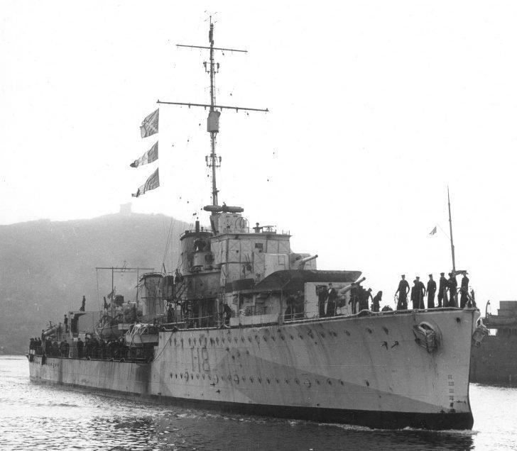 HMCS Assiniboine