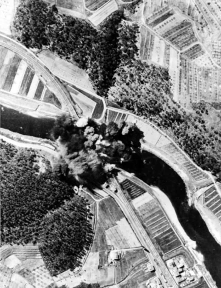 bridge in Signa