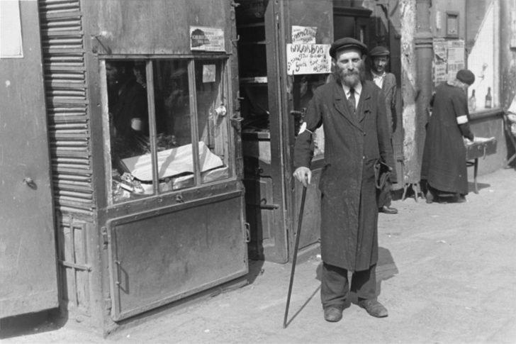 elderly Jew