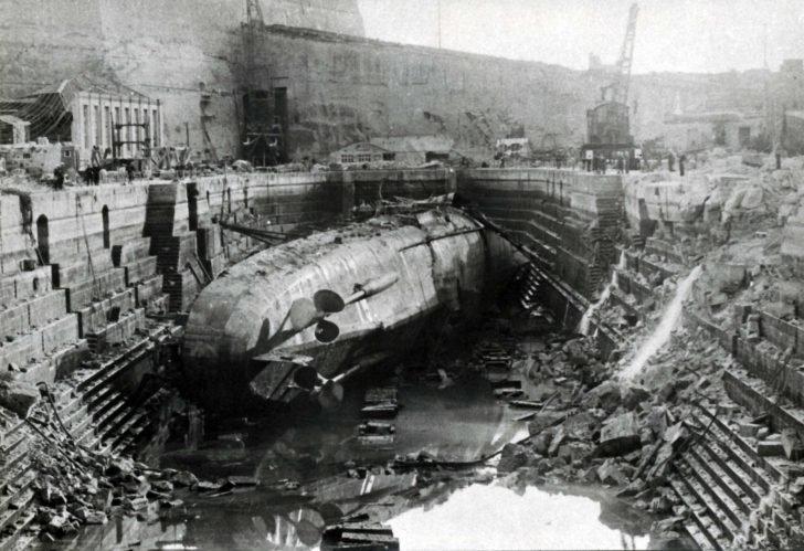 British Kingston destroyer