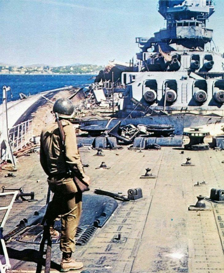 battleship Strasbourg